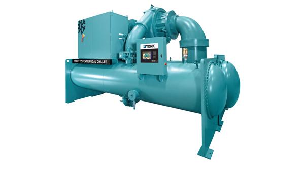 江森自控约克YZ变频磁悬浮离心式冷水机组全新扩容