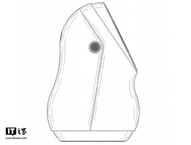 LG获得带触控的家用智能机器人专利