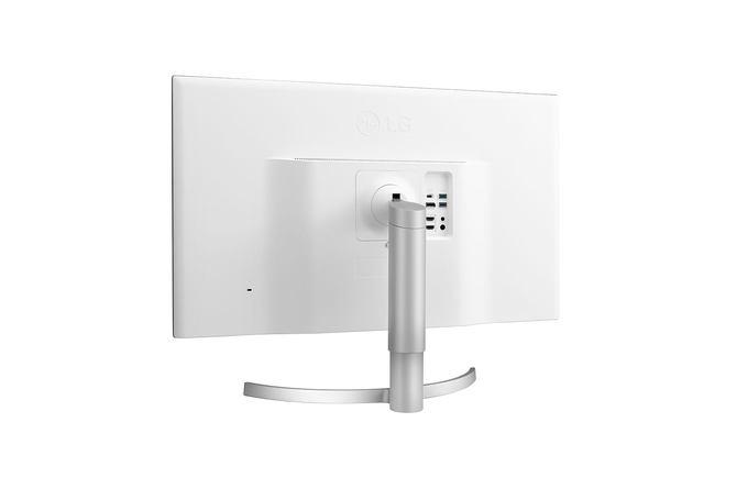 LG发布全新4K显示器2UL750-W:支持SDR转HDR