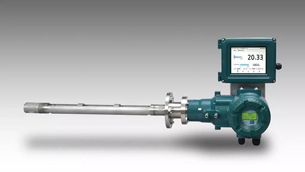 横河电机推出TDLS8100探针型可调谐二极管激光光谱仪