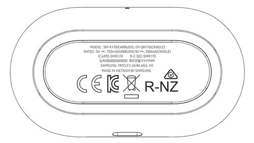 三星新无线耳机Galaxy Buds信息泄漏:或继续使用USB-C充电端口