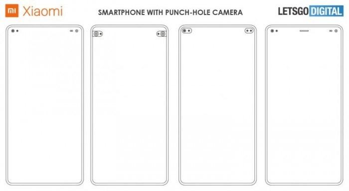 小米获得四曲面屏幕专利:上下左右都是弯的
