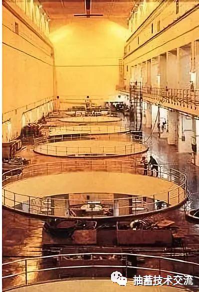 世界单机容量最大抽水蓄能电站BATH COUNTY