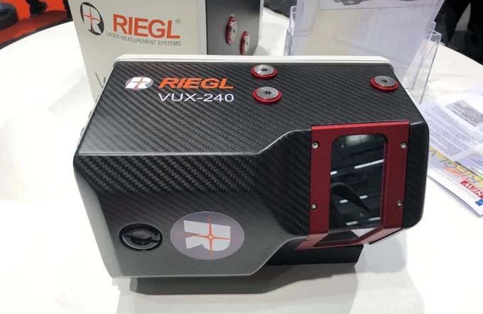 盘点:RIEGL机载激光雷达2019新品速递