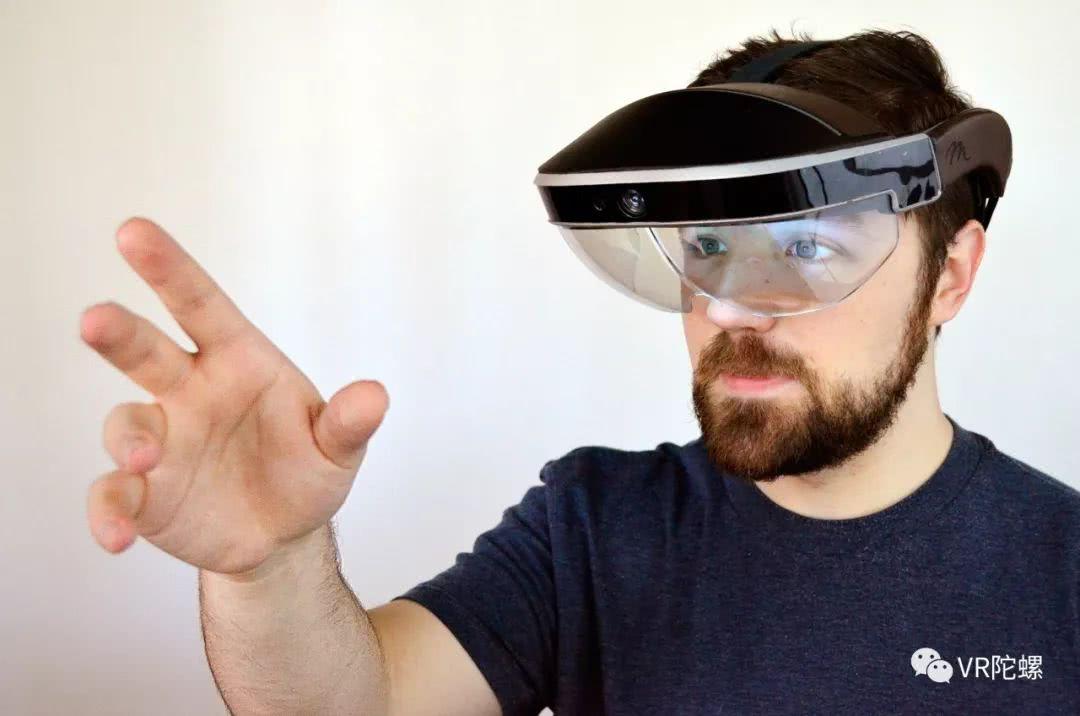 AR硬件的2018:落地前行的一年