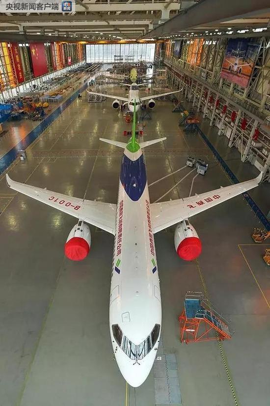 国产大飞机C919试飞全面提速是怎么回事?具体情况是什么?
