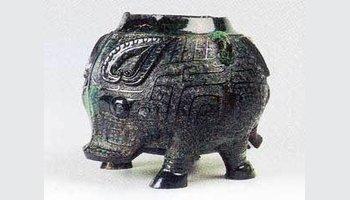 """知道""""啥是佩奇"""" 你还要知道这个3D打印修复的""""猪""""国宝"""