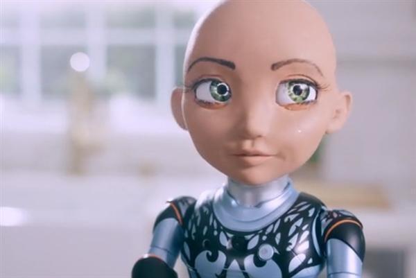 """首个""""机器人公民""""索菲亚迎来了一个小妹妹"""