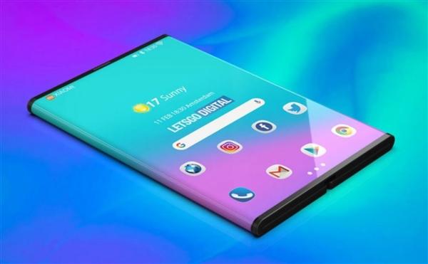 小米重磅旗舰定妆照曝光:这就是全球首款双折叠手机的颜值?