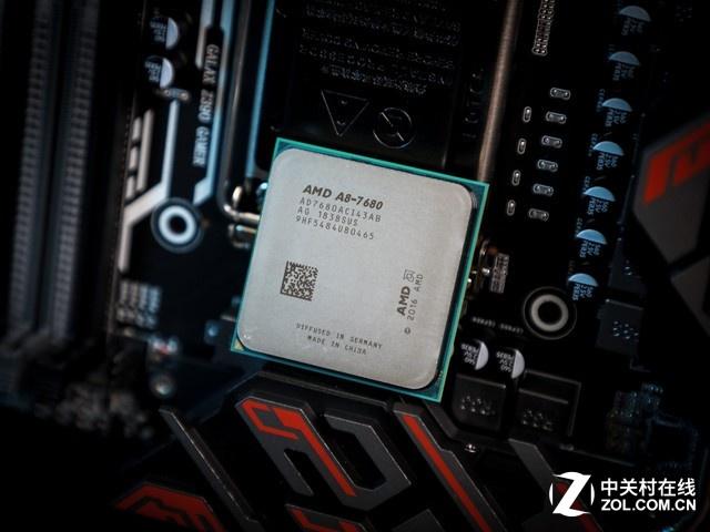 AMD A8 7680对比英特尔G4560评测:这性价比真的顶不住