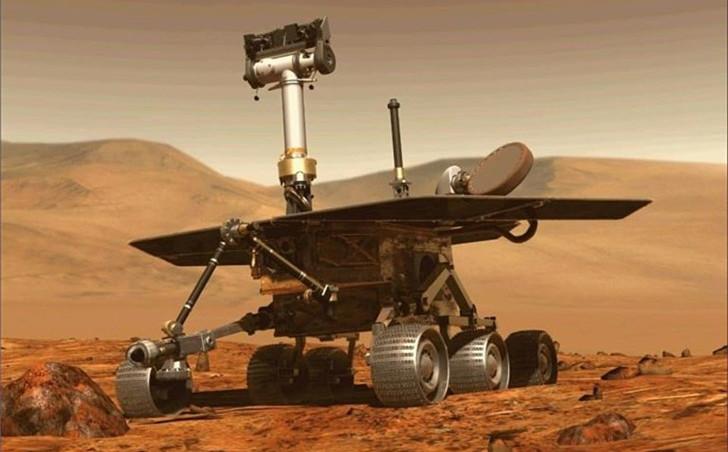 """NASA宣布""""超级劳模""""机遇号火星车死讯"""