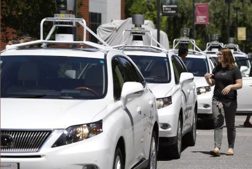 苹果无人车测试数据不乐观 远不如竞争对手