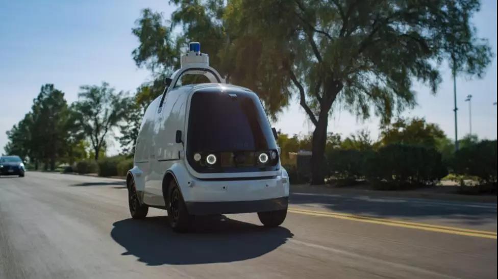 斥资近10亿美金!软银入股机器人公司Nuro 加码无人驾驶