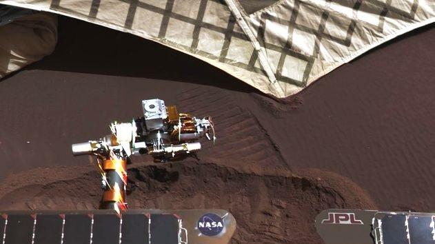 """超长服役5500个日夜后 NASA""""老情人""""机遇号在今天正式说再见"""