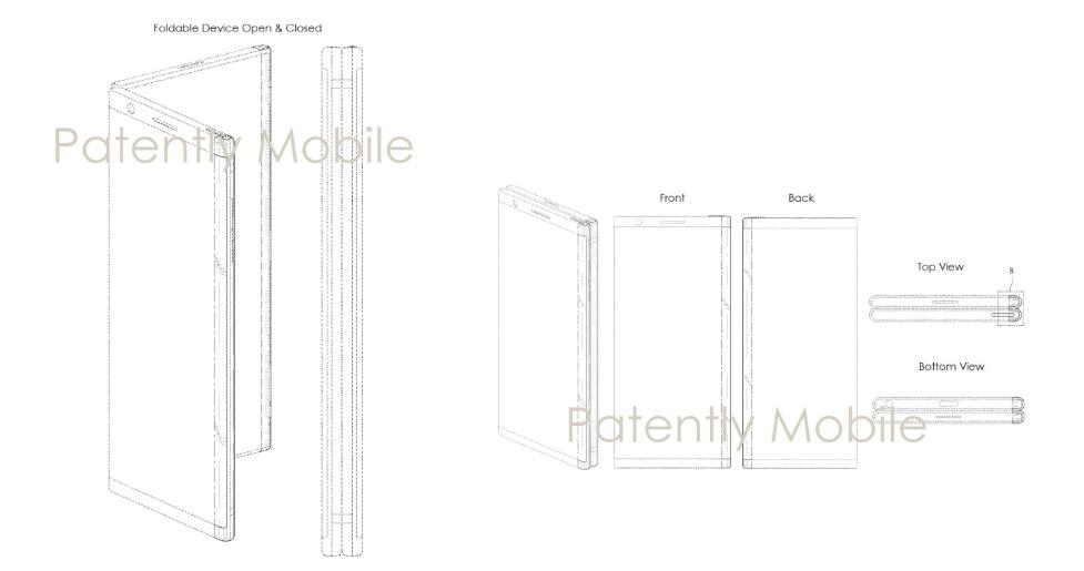 三星全新专利曝光一系列新品,除了手机平板还有折叠屏电脑?