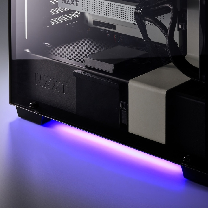 NZXT发布两款全新HUE 2 LED灯带