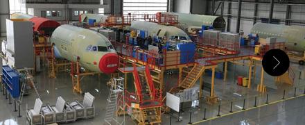 空客瞄准工业4.0,2500万欧元豪掷未来工厂