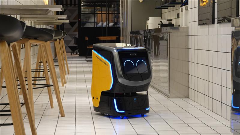 普渡科技张涛:2019年将是配送机器人的爆发之年