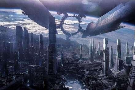 流浪地球成票房黑马,机器人将救人于水火
