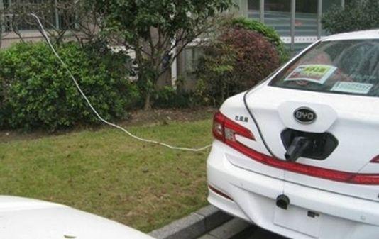 电网难以承受的充电之轻