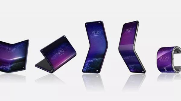 TCL正在研发五款可折叠手机