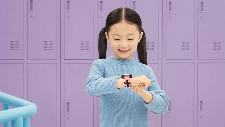 用前沿科技为孩子保驾护航 :华为儿童手表3今日正式开售 安全不减仅售398元
