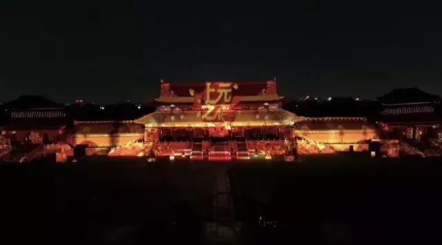 """故宫又火了!建院94年来首次举办""""灯会"""""""