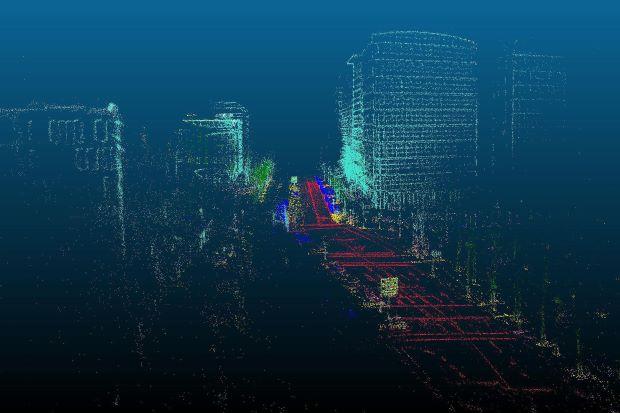 最便宜!加州初创公司Artisense为自动驾驶汽车创建地图