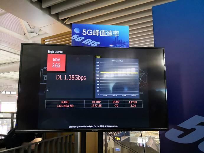 虹桥火车站抢摘全球首个5G火车站桂冠 掀开5G价值冰山一角