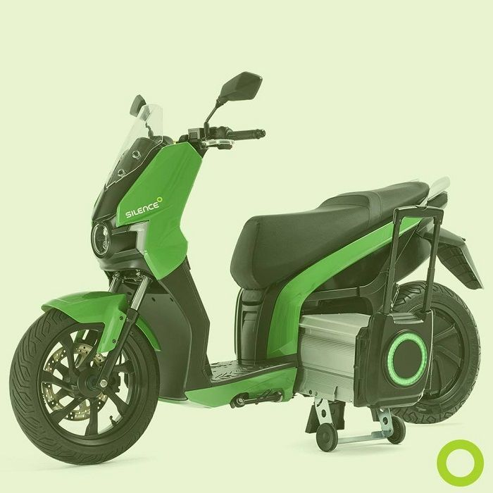Silence向西班牙投放首批500辆S10电动踏板车