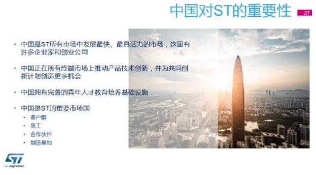 意法半导体首席执行官:中国是ST发展最快、最具活力的市场