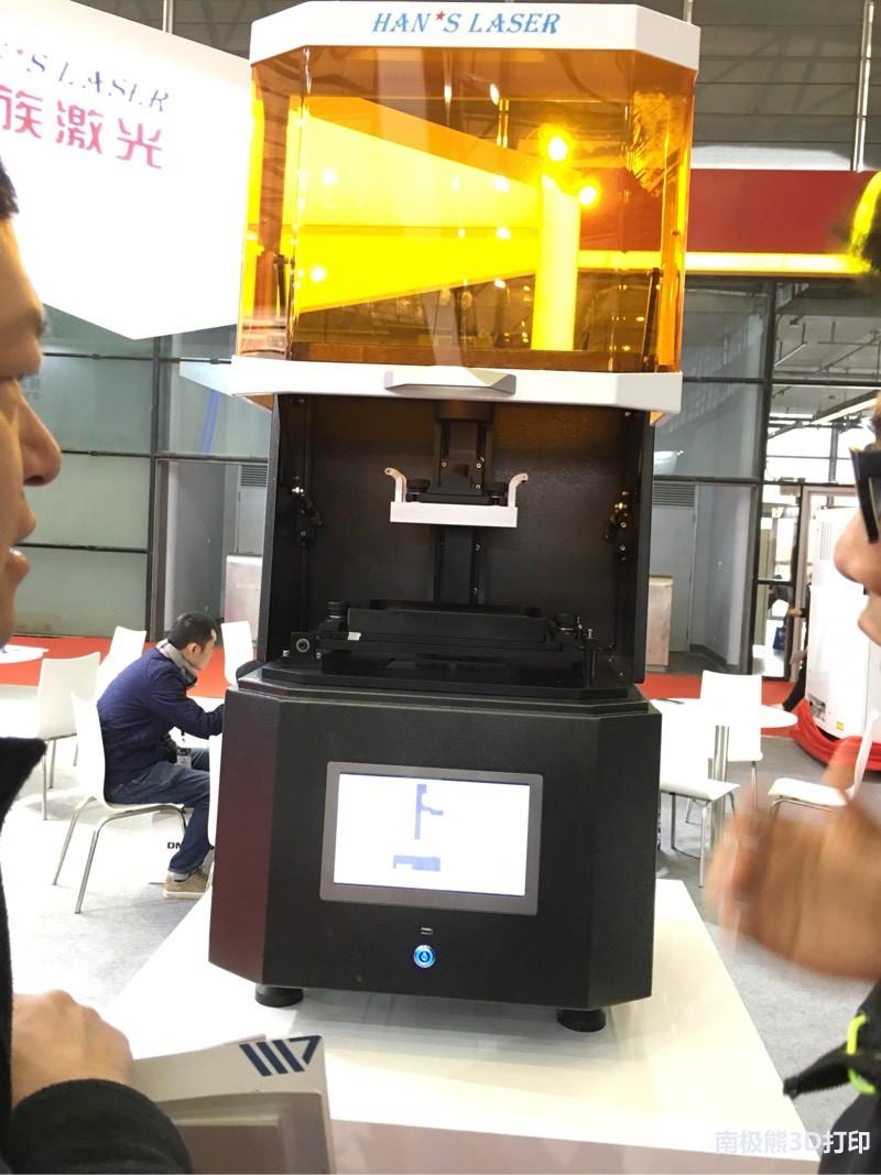 大族激光携金属、齿科等3D打印机亮相2019TCT亚洲展