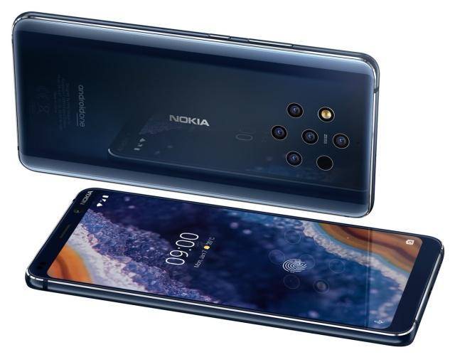 诺基亚9正式发布