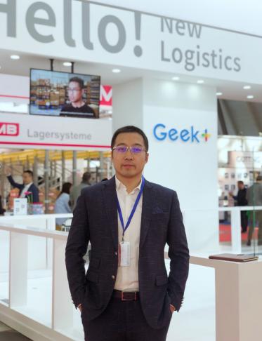 Geek+智能搬运机器人大举进军汽车行业
