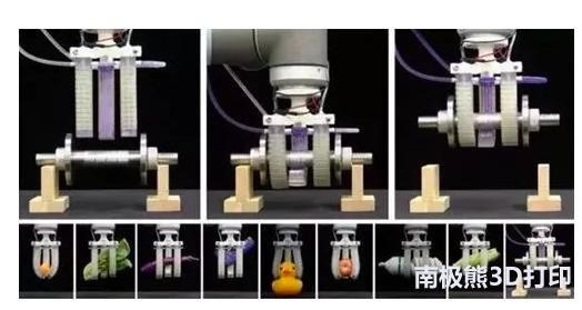 多材料3D打印技术取得重大突破