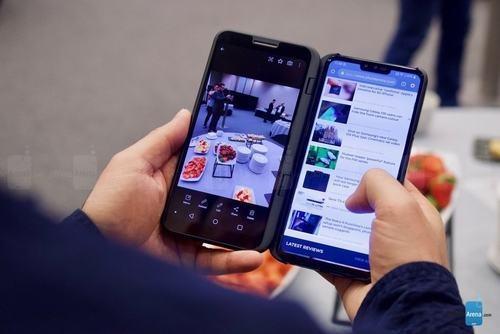 """LG""""折叠""""手机 丑出新高度"""