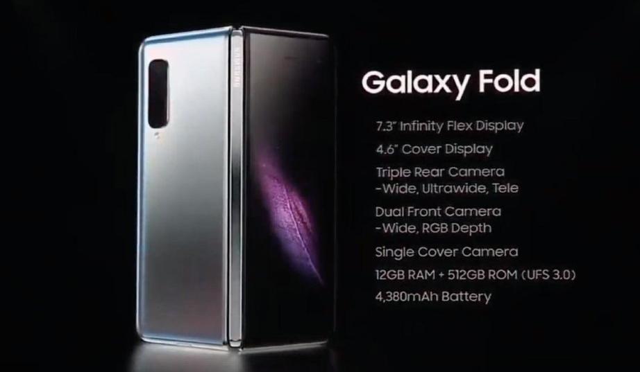 三星/华为/柔宇/OPPO/小米折叠屏手机最全对比
