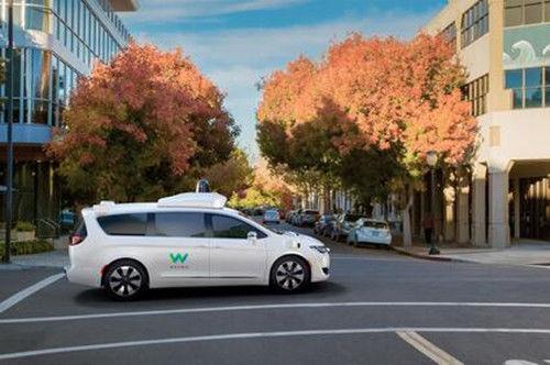 Waymo自动驾驶汽车路测里程或已超过2000万公里