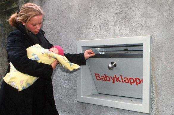 美国惊现智能弃婴箱,这是科技的进步还是助纣为虐?