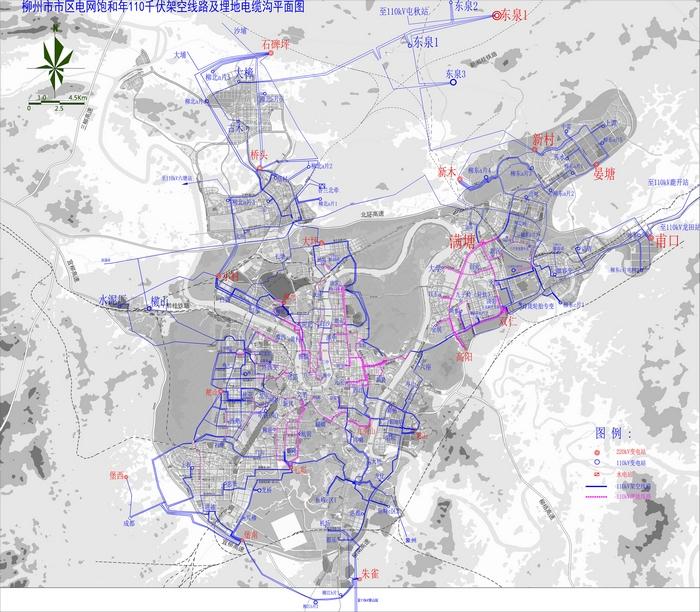 柳州:2035年市区电网建设总投资约75.73亿元