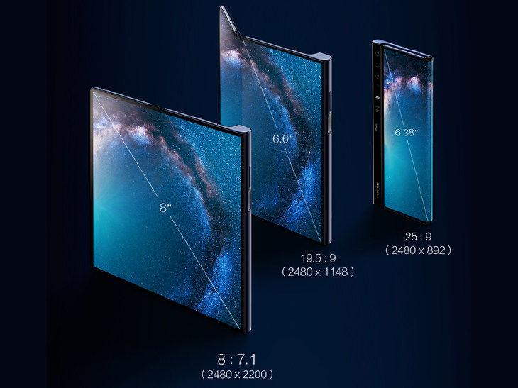 华为三星纷纷发力折叠屏手机 这会是手机形态的未来吗?