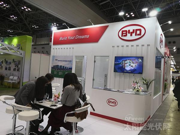 ?直击日本国际光伏展:20家龙头企业新品曝光