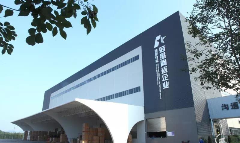 井松科技承建中国建陶业首个超高型立体式智能仓储中心