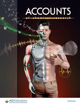 苏州纳米所在柔性仿生传感器领域取得系列进展