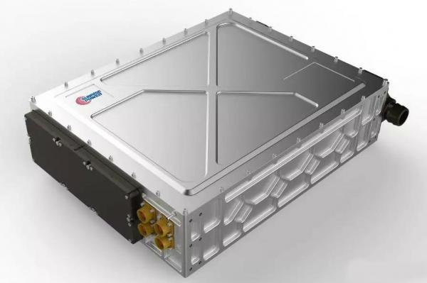 新源动力发布85kW金属双极板电堆模块