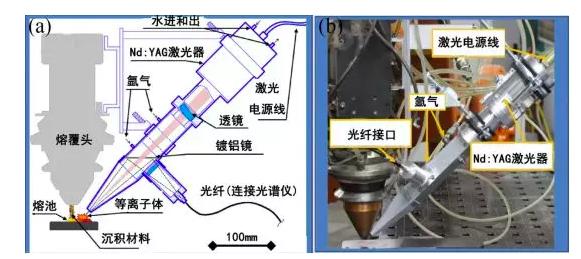 激光增材制造过程中使用激光诱导击穿光谱学技术对多种元素进行原位分析的研究
