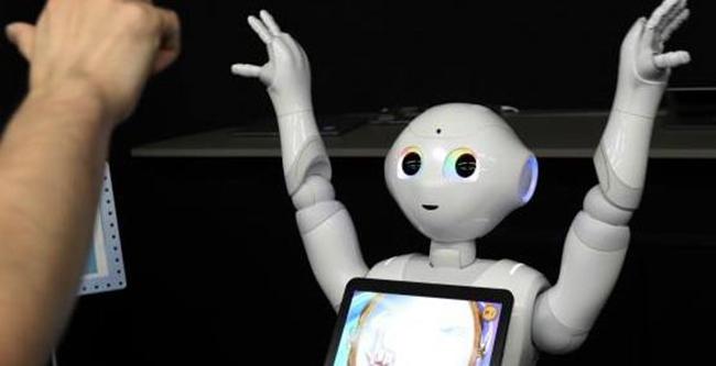 机器人时代来临 高管需如何备战