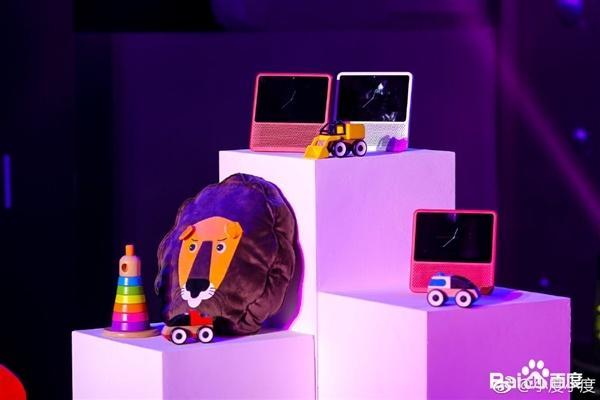 小度在家1S帶屏智能音箱發布:聽歌看劇 支持百度網盤