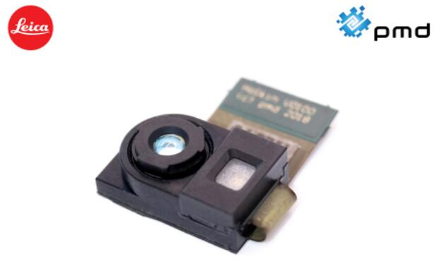 pmd携手徕卡 全球最小ToF模组嵌入顶级光学镜头