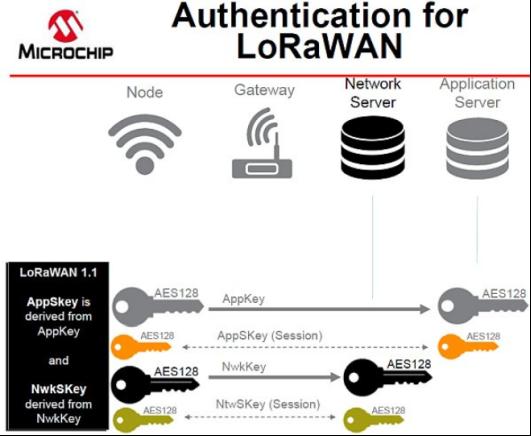 Microchip安全认证让LoRa技术再无漏洞
